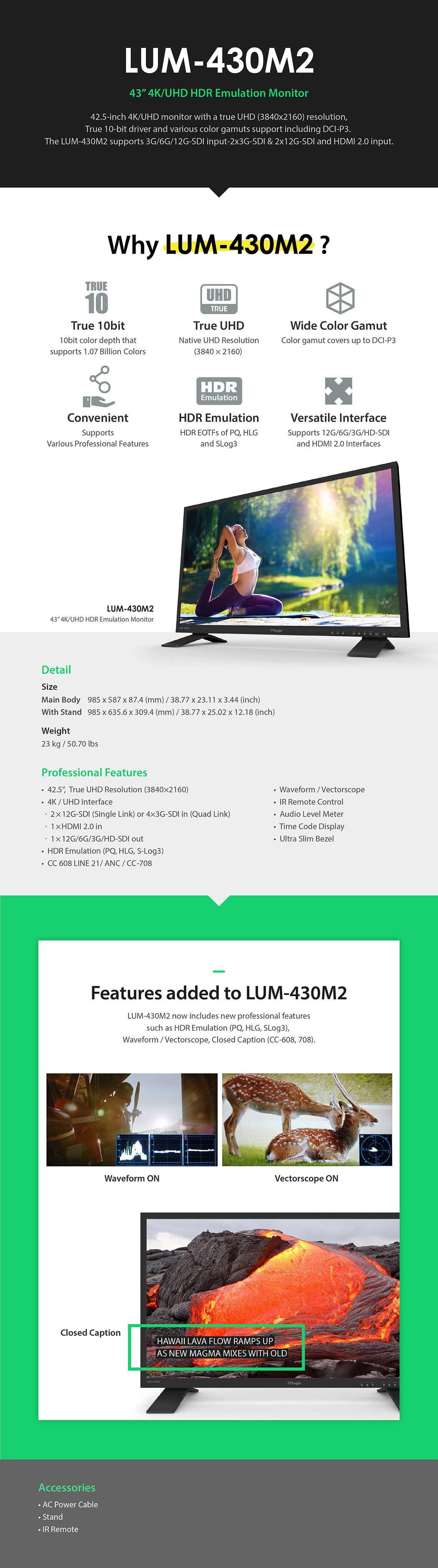 LUM-430M2