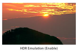 HDR Emulation
