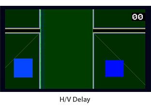H/V Delay